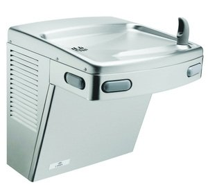Oasis P8AC STN Water Cooler, Refrigerated Drinking Fountain, ADA, 8 GPH by Oasis