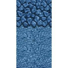 Boulder Liner Pool Beaded Swirl (Above-Ground Pool 20 GA. 48