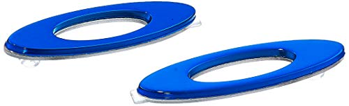 Oakley Turbine Rotor Icon Kit Aviator Replacement Sunglass Lenses, Team Blue, 0 mm ()