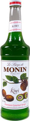 Monin Kiwi Syrup 750ml (25.4oz) -