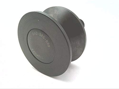 3.5 INCH Bearing RADWELL VERIFIED SUBSTITUTE 56612153-SUB Substitute for MSC 56612153 HI-Roller FLANGED