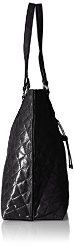 Quilted Novelty Distressed Tote Klein Black Calvin tSqfx5nwC