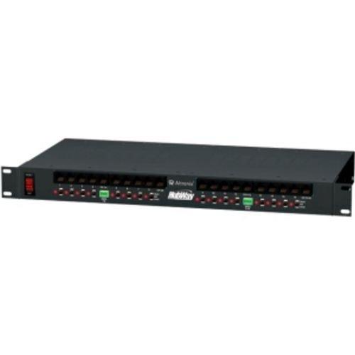 16 Channel Passive Utp Transceiver Hub (16 Channel Utp Hub)