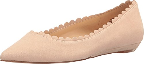 Nine West Women's Saxxen Cashmere Flat by Nine West