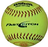 Wilson 11'' Fast Pitch Youth/Practice Softball - BA219P