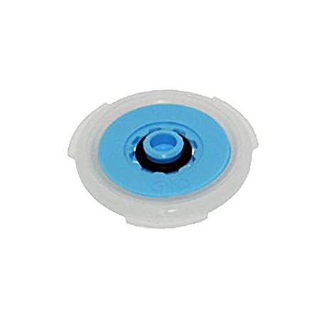 Fits into Any 1//2 Threads 2 GPM Maximum Flow Rate PCA Shower Flow Washer Pack of 6 Fits into Any 1//2 Threads Lilac Color Silicone Adapter Neoperl 13 1330 2 PCW-02 Shower Regulator Pack of 6