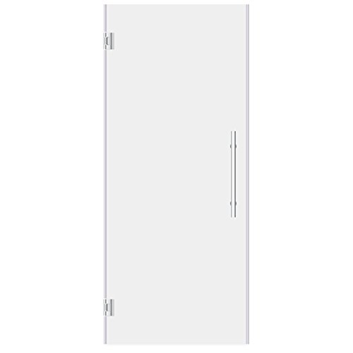 """LessCare LBSDE3672-C Ultra-E Swing-Out Shower Door, 36"""" W..."""