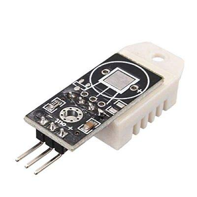 TECNOIOT 5 pz DHT22 Digital Temperature Umidity Sensor AM2302 Modulo with PCB And Cable AM2302 Sensore di Temperatura e umidit/à per Arduino e Raspberry Pi 5 PCS DHT22