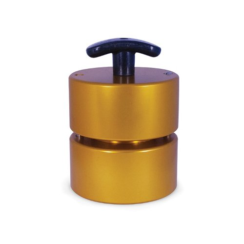 Cocktail Kingdom Professional 70mm Gold Ice Ball Maker