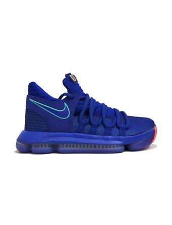 (ナイキ) Nike シューズ ケビン デュラントKD 10 GS GS C.Gry/Igloo/Wht バスケットボール B07F31TJSM 23.0 cm