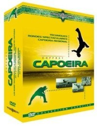 3 DVD Box Set Capoeira Basic Techniques