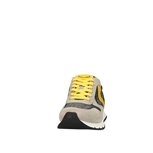 Voile Blanche Scarpe Sportive Da Uomo, Colore Blu, Marca, Scarpe Sportive Da Uomo Modello Liam Power Blu Grigio-giallo
