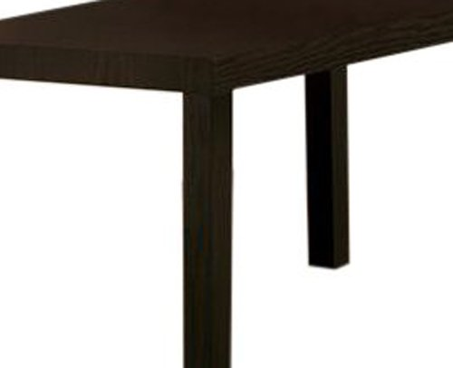 DHP Parsons Modern Coffee Table, Dark Espresso