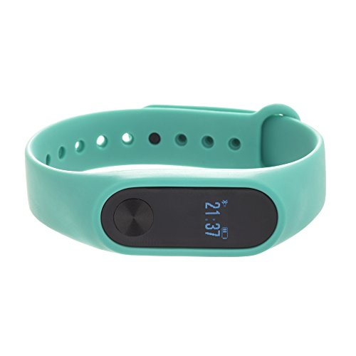 RBX Active TR7 waterproof Bluetooth fitness ,activity tracker and heart rate monitor (turquoise)