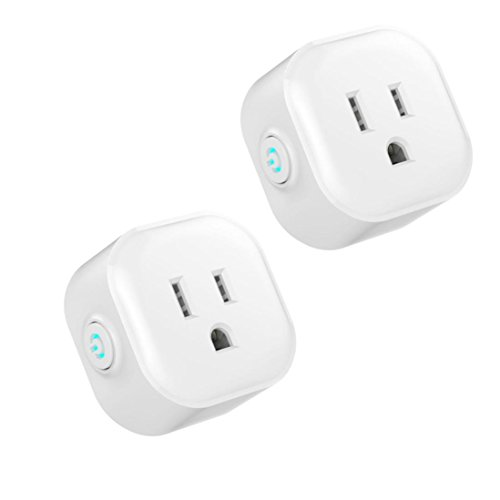 Dvi Socket (Creazy Smart Plug Wi-Fi Enabled Mini Outlets Smart Socket Control Your Electric Devices From Anywhere Works With Amazon Alexa And IFTTT Google Assistant)