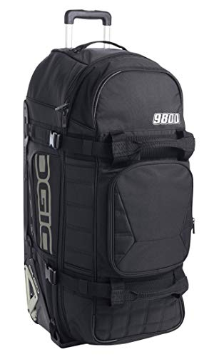 Bag Travel Terminal (Ogio Rig 9800 Wheeled Stealth Gear Bag - One Size)