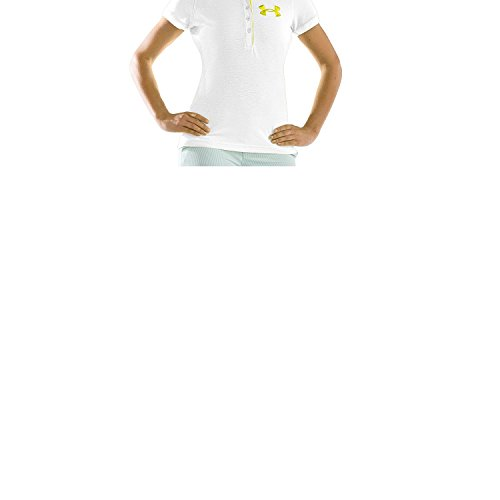 Femme Exploded Logo ajusté Polo à manches courtes