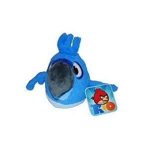 (Angry Birds RIO 5-Inch Blue Bird with Sound)