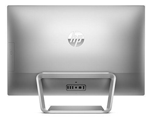 HP Premium All in One Desktop 23.8 Inch Full HD (1920x1080), 6th gen Intel Core i3-6100T 3.2Ghz processor, 8GB Ram, 1TB HDD,DVD Burner, WiFi/HDMI/Webcam, Win 10, Included Keyboard and Mouse