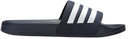 Adidas Man Adilette Dusch Slide Sandal Kollegialt Marin / Vit / Kollegialt Flottan
