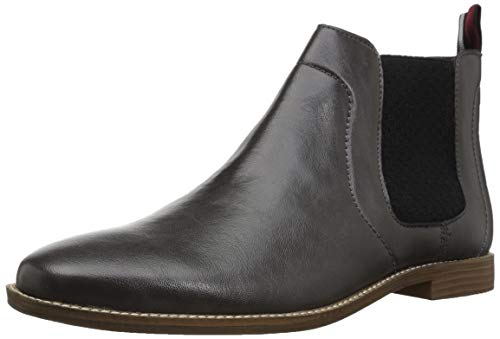 (Ben Sherman Men's Gaston Chelsea Boot, Grey, 10.5 M US)
