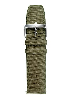 HydrOlix Interchangeable Green Web Fabric strap #XA00232