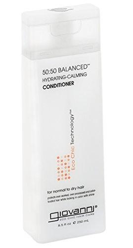 GIOVANNI 50:50 Balanced Conditioner, 8.5 Oz - 3 Pack