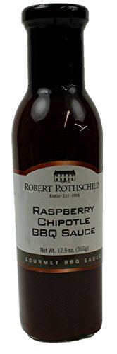 Robert Rothschild Farm 12.9 oz Raspberry Chipotle BBQ Sauce RD78292 (Bbq Raspberry Sauce)