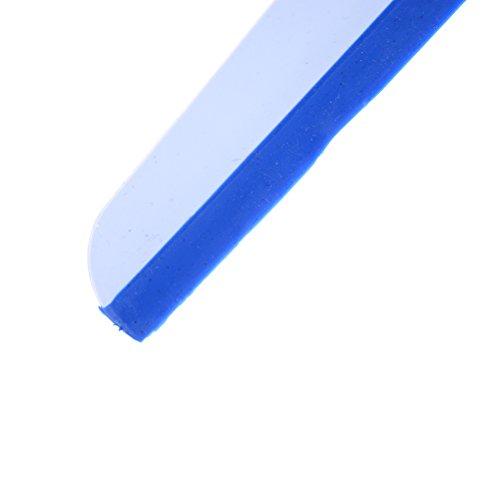 Poignées d'essuie-glace Raclette d'essuie-glace en caoutchouc Rondelle de nettoyage pour verre, miroir, douche, voiture, verre, écran, Windows on sale