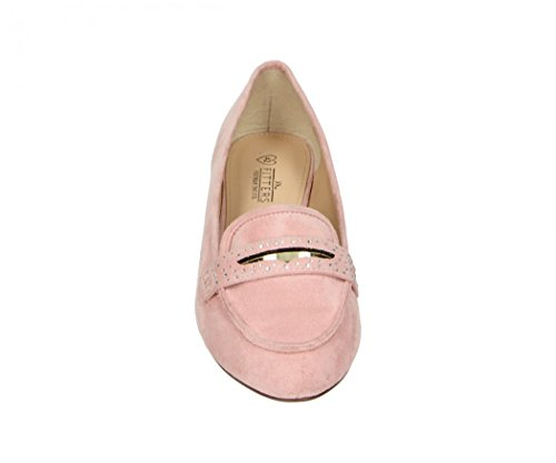 rose femme MF Ballerines Footwear pour Light Fitters Pink wqxITt8n0