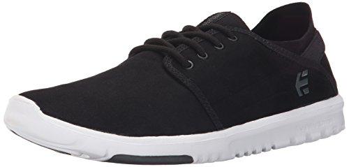 Uomo Black Black Etnies Sneakers da Scout Dark Nero Grey560 qx1tXvP