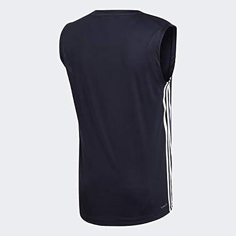 Mens Design 2 Move 3-Stripes Sleeveless
