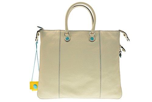 GABS bolso de mano de la mujer SEMANA-E17 COMPRAS DODO TRANS. DÓLAR DAV / DT 1101 BEIGE Beige