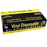 Light Duty Vinyl Gloves, 100 Ct.