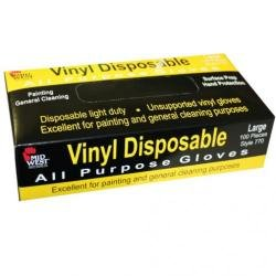 Light Duty Vinyl Gloves, 100 Ct. by A&I, AS