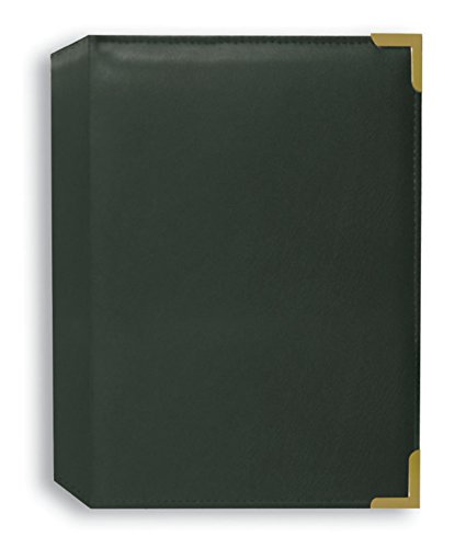 Pioneer Oxford Brass Corner Series Sewn Album, Green