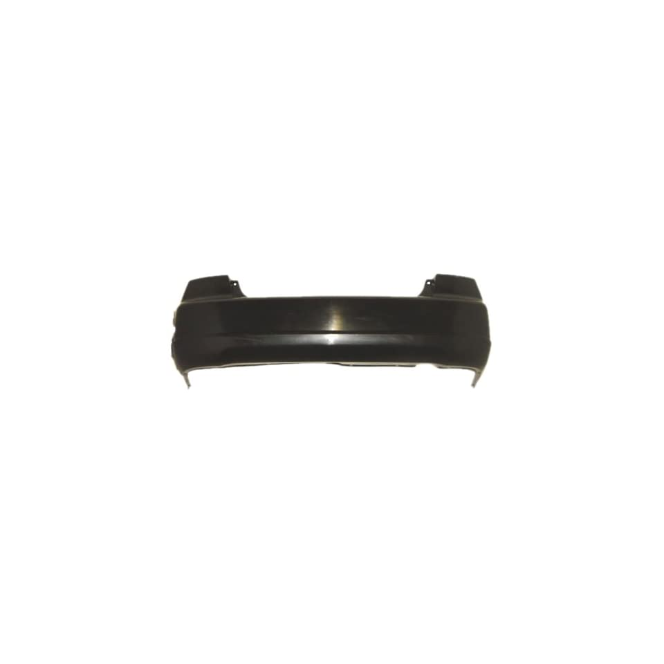 OE Replacement Honda Civic Rear Bumper Cover (Partslink Number HO1100200) Automotive