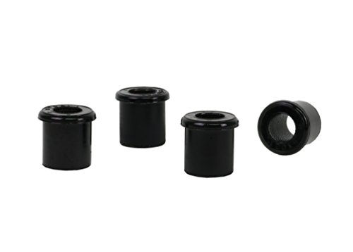 Nolathane REV163.0002 Black Spring - Eye Rear & Shackle Bushing - Rear ()