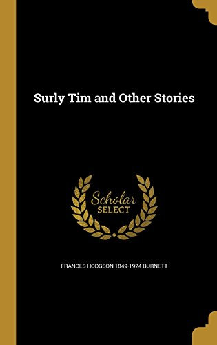 book cover of Surly Tim