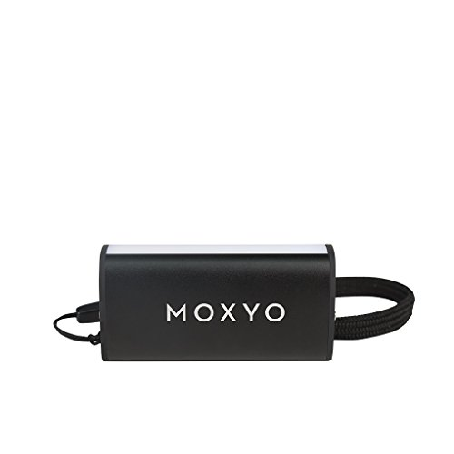 MOXYO - Uptown Portable Power, Pocket-Size Rechargeable Battery (3000mAh)