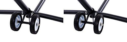 (Vivere WHEEL Hammock Stand Wheel Kit (2 Kits))