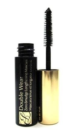 Estee Waterproof Mascara (Estee Lauder Double Wear Zero Smudge Mascara Travel Size 01 Black)