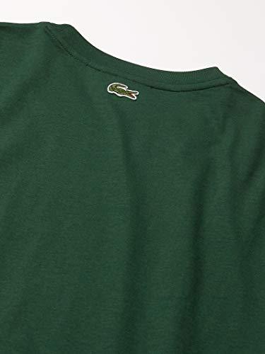 Lacoste Short Sleeve Animated Regular Fit T-Shirt