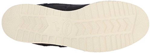 Frye Mens Arkansas Wedge Coda Di Rondine Stivale Nero