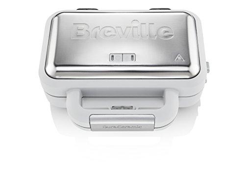 Breville VST070X DuraCeramic-Jumbo-Sandwichtoaster