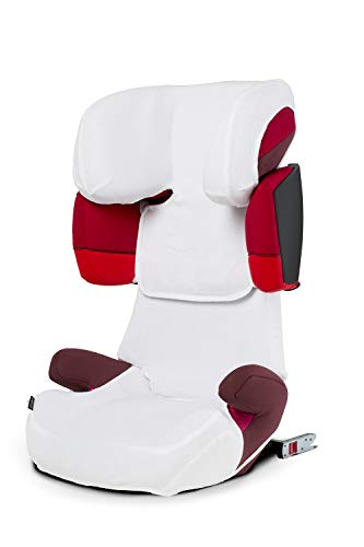 CYBEX Summer Cover, For CYBEX Child´s Car Seats Pallas & Solution X, White: Amazon.co.uk: Baby
