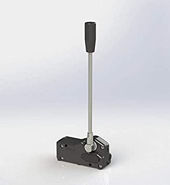 Remote Cable Control: Indemar Single Lever IS-3047 for Hydraulic