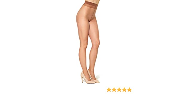 2 Pack Hosiery No Nonsense womens Sheer to Waist Pantyhose With Sheer Toe