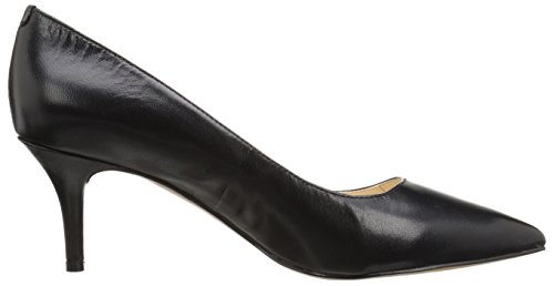 Bomba de Nine West Margot Vestido metálico Black2 Leather