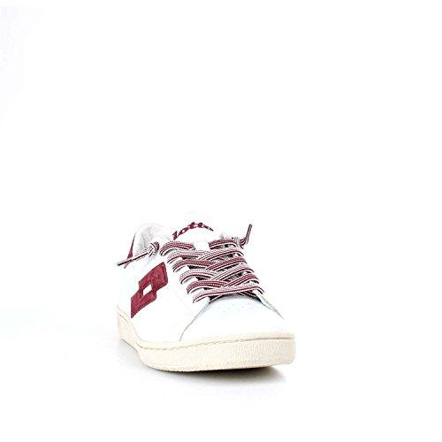 Lotto Bianco Pelle Sneakers Autograph Uomo Leggenda Bianco 7gxH7A